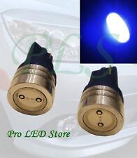T10 1250 1251 1252 2825 Blue High Power LED Daytime Running DRL Step or Courtesy