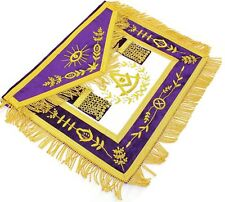 Masonic Grand Lodge Past Master APRON with Tassels