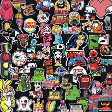 Cool Funny Stickers 55+ Designs! Laptop Car Skateboard Wall Waterproof Vinyl