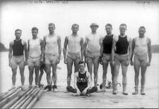 Photo  1915 Univ Pennsylvian Rowing Team