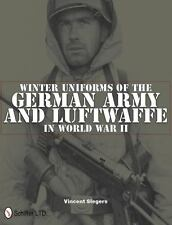 Book - Winter Uniforms of the German Army and Luftwaffe in World War II