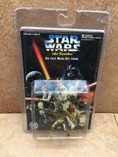 Star Wars Die Cast Luke Skywalker Keychain PLACO item 3110  1996 key chain