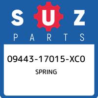 09443-17015-XC0 Suzuki Spring 0944317015XC0, New Genuine OEM Part