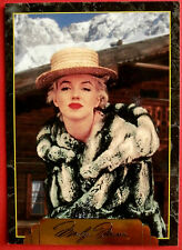 """Sports Time Inc."" MARILYN MONROE Card # 158 individual card, issued in 1995"