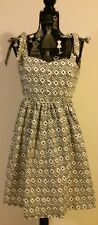 NEW Diamond Fit and Flare  dress, size 10
