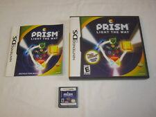 PRISM: Light the Way (Nintendo DS) Original Complete Excellent!