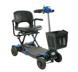 Brand New Autofold Mobility Scooter with basket and Free Fast Delivery.