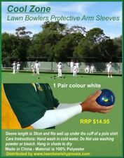 Lawn Bowlers Sun UV Protection Arm Sleeves