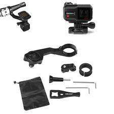 25.4 31.8mm Out-front Bike Combo Handlebar Mount For Garmin Edge With Virb X &Xe