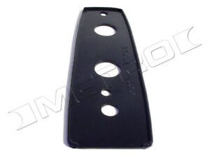 "Trunk Handle Pad, 2-1/2""W x 7-5/8""L Fits: 1938-1940 Buick Series 40, 60, 80, 90"
