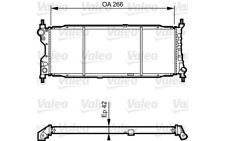 VALEO Radiador refrigeración del motor para OPEL CORSA COMBO VAUX NOVA 731179