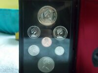 Canada 1977 Double Dollar Proof Like Specimen Set with Silver dollar