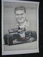 Litho West McLaren-Mercedes MP4-13 1998 #7 David Coulthard (GBR) KW Davies (JS)