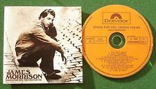 James Morrison Songs for You Truths for Me inc Precious Love + CD