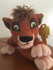 The Disney Beanie Pal Keyring Plush Beanie KOVU LION KING SIMBA'S PRIDE Rare Htf