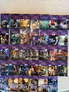 Harlequin Intrigue Books Collection (Set of 34) - Debra Webb (2001 - 2012)