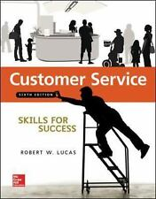 Customer Service Skills for Success by Lucas, Robert W. Sixth Edition