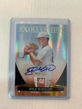 Kyle McMillen 2011 Elite Extra Edition Auto Card #13 Serial #356/774