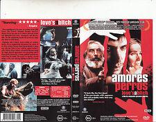 Amores Perros [Love's A Bitch]-2000-Emilio Echevarria-Movie-DVD