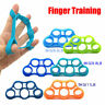 3/Set Finger Stretcher Exerciser Grip Hand Strengtheners Extensor Trainer Bands