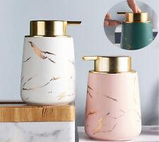 Bathroom Soap Dispenser Storage Holder Bath Shampoo Lotion Bottle Box Hand Press