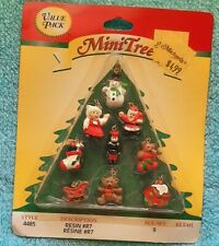 Westrim Crafts Mini Christmas Tree Trimming #T2 #4485 ornaments Vintage 1999