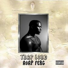 A$AP FERG - TRAP LORD  CD  10 TRACKS HIPHOP/RAP  NEUF