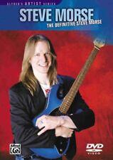 Steve Morse - Definitive [New DVD]