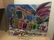 Masked Kamen Rider Ex-Aid Henshine Belt DX GAMER DRIVER OFFICIAL BANDAI item