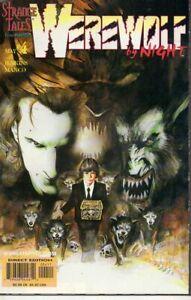 Werewolf by Night #4 / 1998