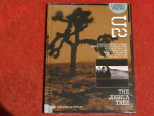 LEGENDY MUZYKI - U2 - THE JOSHUA TREE dvd + book pl