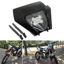 Motorcycle 6000K LED Headlight Lamp Fairing For KTM SX XC EXC Husqvarna FC FE TE