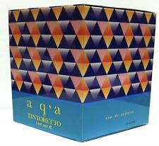 100ml Aqa de Tintoretto Eau de toilette for Women 3.3 oz