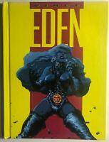 EDEN by Vince (1994) Kitchen Sink Comics illustrated hardcover