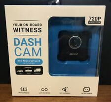 NEW UNOPENED BOX Pilot Dash Cam 720P HD Resolution with 8GB SD Card