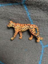 PV Play Visions CHEETAH Plastic Toy Animal Figure Big Cat