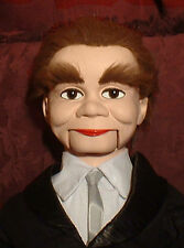 "HAUNTED Ventriloquist doll ""EYES FOLLOW YOU"" Twilight Zone dummy Willie Caesar"