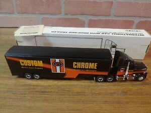 ERTL International Cab & Trailer 1/64 Custom Chrome Motorcycle Parts
