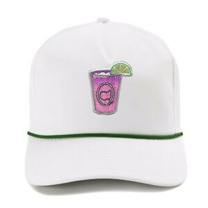 Transfusion Drink Augusta Inspired Imperial Tour Performance Green Rope Hat