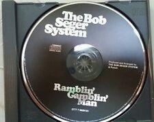 Ramblin' Gamblin' Man by The Bob Seger System/Bob Seger (CD ONLY NO INSERTS)