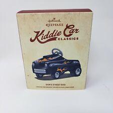 Hallmark 2015 Kiddie Car Classics Ornament Don'S Street Rod Nib Mib