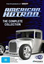 American Hot-Rod: The Complete Collection - DVD Movie - Documentary - NEW