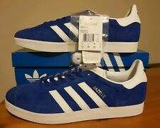 ADIDAS ORIGINALS MENS GAZELLE ROYAL BLUE Size9 (EUR 43 1/3) BRAND NEW WITH TAGS