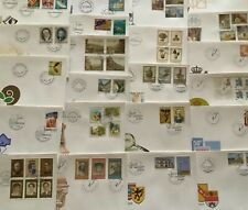 More details for stamps accumulation of 28 luxembourg first day covers 1989-1992 free p&p ref l1