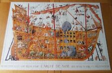 Heye 2000 Piece Jigsaw Puzzle - The Noah's Ark by Loup (25475)