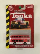Tonka Maisto 1999 Collection #50 Daimler Tour Bus Red