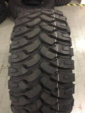 4 NEW 35 12.50 17 Ginell MT TIRES 35 12.50 17 R17 70R TRUCK 351217 10 Ply Mud