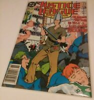1990 Justice League America (Nov) [Issue 44] 8.5 grade DC comic book + bag/board