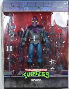 "Teenage Mutant Ninja Turtles ~ 7"" ULTIMATE FOOT SOLDIER ACTION FIGURE ~ Super 7"