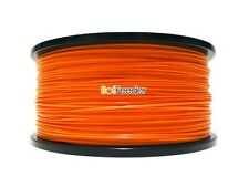 BotFeeder 3D printer filament, ABS 1.75mm Orange, Made in Taiwan